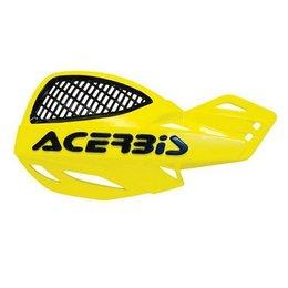 Acerbis Uniko Vented MX Hand Guards Yellow Universal