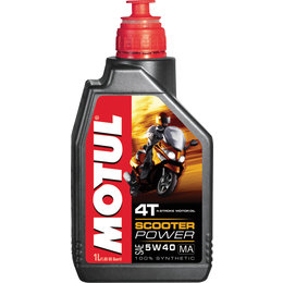Motul Factory Line 100% Synthetic Fork Oil Very Light 2.5 W 1 Liter