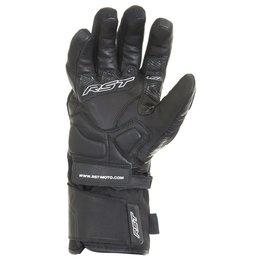 RST Mens Paragon V Waterproof Leather Gloves Black