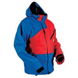 Blue, Red Hmk Mens Hustler 2 Waterproof Snow Jacket Blue Red