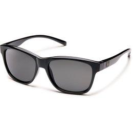 SunCloud Womens Pageant Sunglasses Black