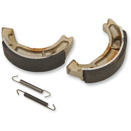 SBS All Weather Rear Brake Shoes With Springs Single Set Only Honda 2029 Unpainted