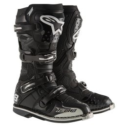 Black Alpinestars Mens Tech 8 Rs Boots 2015 Us 5
