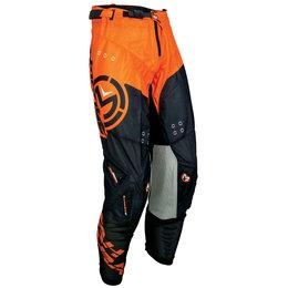 Moose Racing Mens Sahara MX Motorcross Pants Black