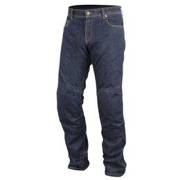 Alpinestars Mens Hellcat Tech Denim Aramid Jeans Blue