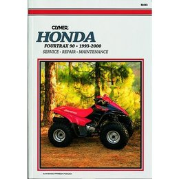 Clymer Repair Manual For Honda ATV Fourtrax 90 93-00