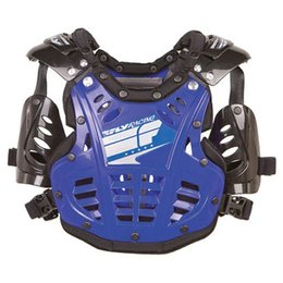 Blue Fly Racing Youth Convertible Ii Roost Guard One Size