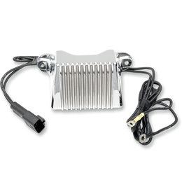 Drag Specialties Premium Voltage Regulator For Harley-Davidson Natural 2112-1033 Metallic