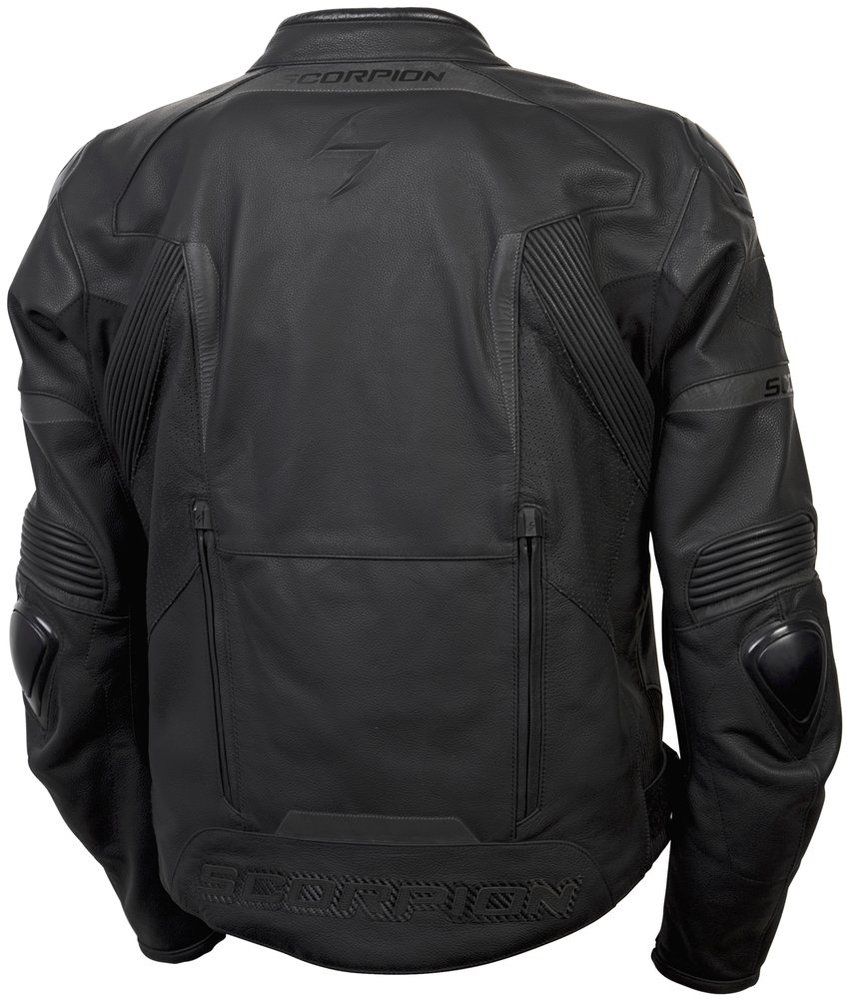 614 95 Scorpion Mens Ravin Armored Leather Jacket 248893