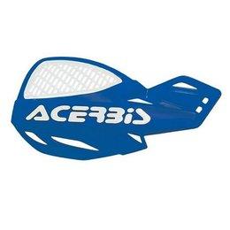 Acerbis Uniko Vented MX Hand Guards Blue Universal Pair