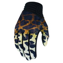 Icon Womens 1000 Collection Cheeter Armored Touchscreen Textile Gloves 2015 Black
