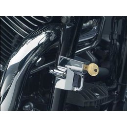 Chrome Kuryakyn Cruiser Motorcycle Helmet Lock 7 8 To 1-1 4