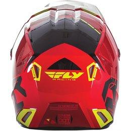 Fly Racing Kinetic Elite Onset MX Offroad Helmet Red