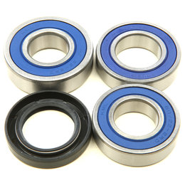 All Balls Racing Rear Wheel Bearing Kit Yamaha Yamaha 12-17 XTZ12 25-1720 Unpainted