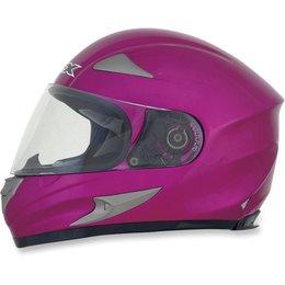 Fuchsia Afx Womens Fx-90 Fx90 Full Face Helmet