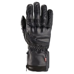 Black Knox Mens Hand Armour Covert Leather Gloves 2014