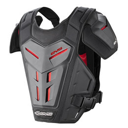 EVS Revolution 5 Roost Guard Chest Protector Grey