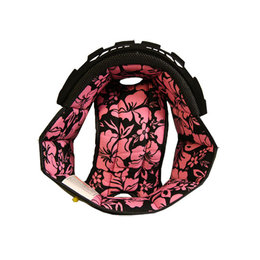 Scorpion EXO-100 Replacement KwikWick Full Face Helmet Liner Pink