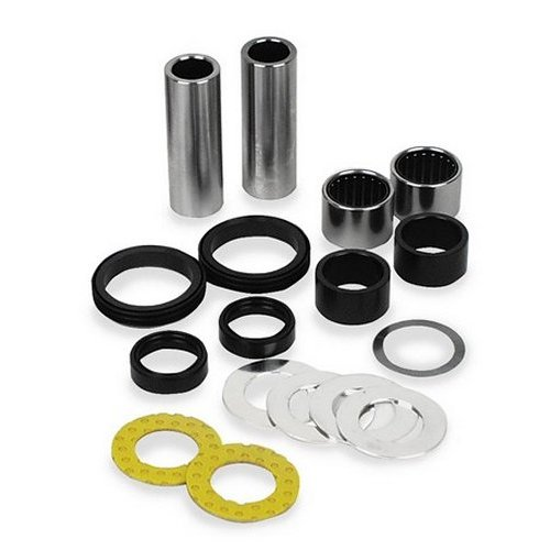 QUADBOSS Complete Ball Joint Lower and Upper Kit for Honda TRX450ES 1998-2001
