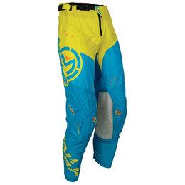 Moose Racing Mens Sahara MX Motorcross Pants Blue