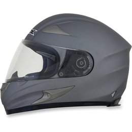 Frost Grey Afx Mens Fx-90 Fx90 Full Face Helmet