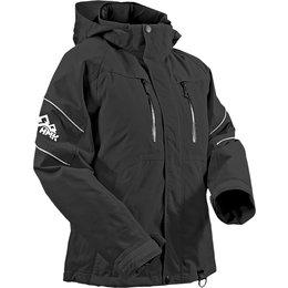 HMK Womens Action 2 Waterproof Snowmobile Jacket Black