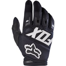 Fox Racing Youth MX Dirtpaw Gloves Black