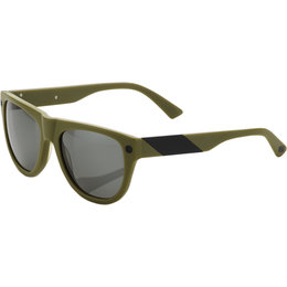 100% Higgins Lightweight CE Approved Sunglasses Green