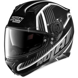 Nolan N87 Harp Full Face Helmet Black