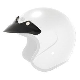 Black Cyber Replacement Visor For U-2 U-6 Open Face Helmet