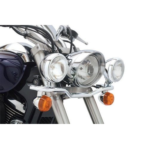 Cobra Light Bar Chrome For Yamaha VStar 1100 Classic 99-09