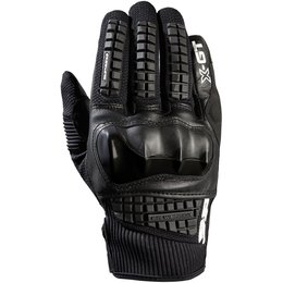 Spidi Sport Mens X-GT Leather/Textile Gloves Black