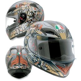 Violin Key Agv Grid Full Face Helmet