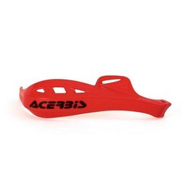 Acerbis Rally Profile Hand Guards With Mount Red Universal