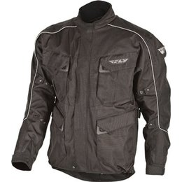 Fly Racing Terra Trek-2 Textile Jacket Black