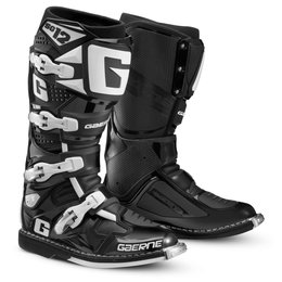 Gaerne Mens SG-12 MX Motocross Off-Road Boots Black