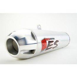 Aluminum Muffler/stainless Steel Endcap Big Gun Eco Es Slip-on Muffler For Honda Crf 250r 06-09