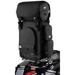 Black Nelson-rigg Ctb-950 King Tourer Tail Pack