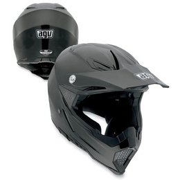 Black Agv Ax-8 Evo Helmet