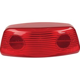 SPI Replacement Snowmobile Taillight Lens For Ski-Doo Red SM-01091 Red