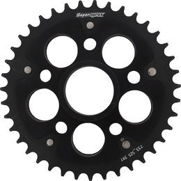Supersprox Stealth Rear Sprocket 39T Ducati 848 Monster Black RST-733525-39-BLK Black