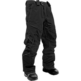 HMK Womens Action 2 Bib Waterproof Snowmobile Pants Black