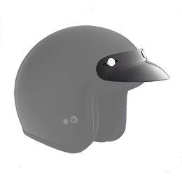 Black Cyber Replacement Visor For U-1 U-4 Open Face Helmet