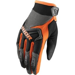 Thor Mens Spectrum MX Gloves Grey