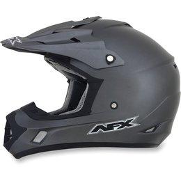 Frost Grey Afx Boys Fx-17y Fx17y Helmet