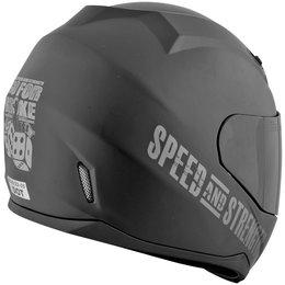 Black Speed & Strength Ss700 Go For Broke Full Face Helmet