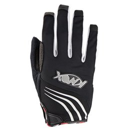 Black Knox Mens Hand Armour Oren Or1 Textile Offroad Gloves 2014