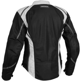 Black Firstgear Womens Mesh Tex Textile Jacket