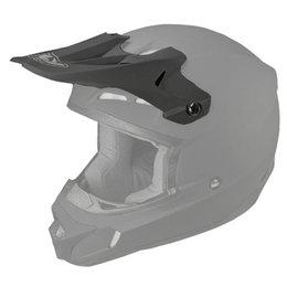 Matte Black Fly Racing Replacement Visor For Kinetic Helmet
