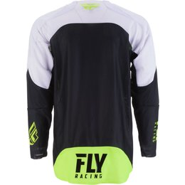 Fly Racing Youth Boys Evolution DST Jersey Black